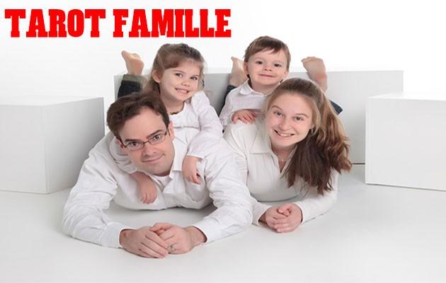 Tirage tarot famille gratuit