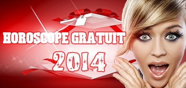 Horoscope gratuit 2014