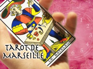 tirage taro de Marseille